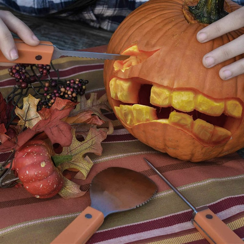 Pumpkin Carving Kits, Designs and Cool Ideas For A Truly Special Halloween