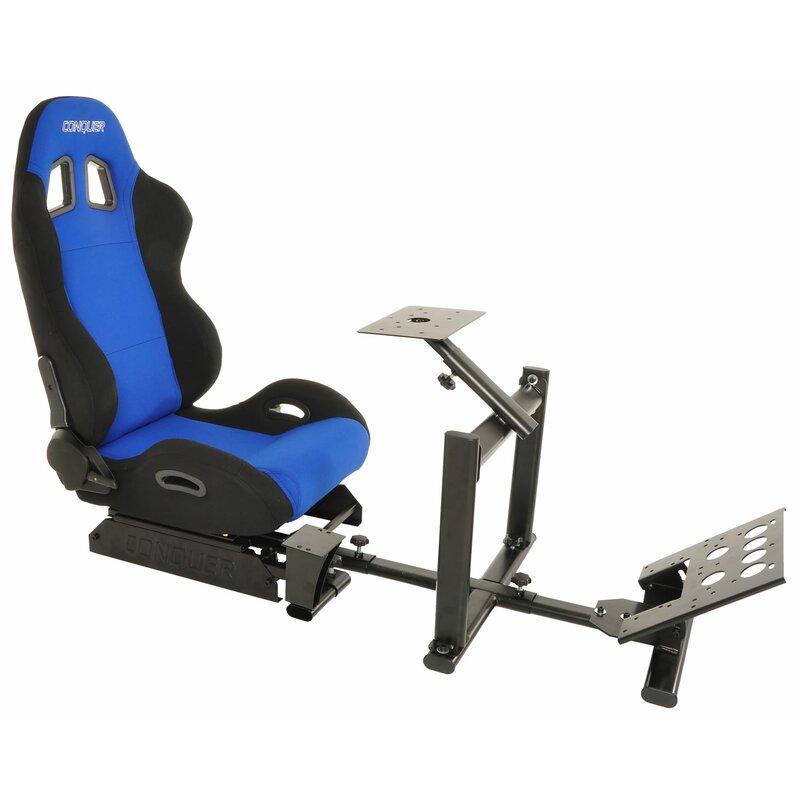 Racing Simulator Cockpit Driving Gaming Seat