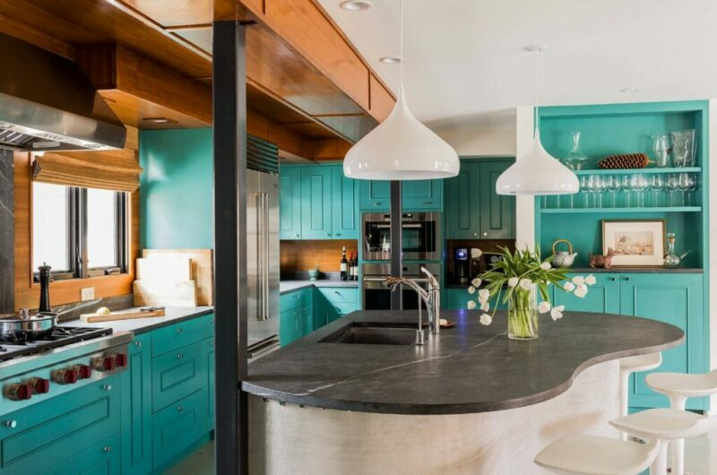 15 Good Kitchen Colors That Will Take You Through Every Season