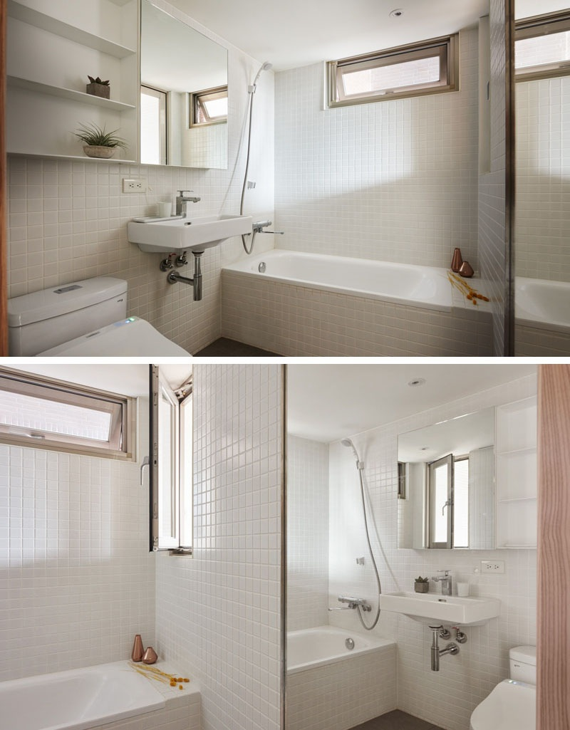 Making The Most Of A Small Apartment Bathroom - Clever ... on Small Apartment Bathroom  id=77896