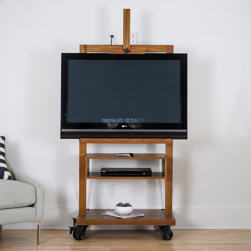Rolling TV Stands That Are the Perfect Blend of Style and Function