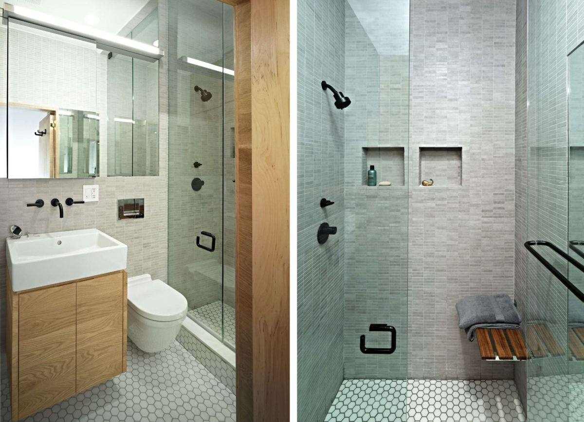 Making The Most Of A Small Apartment Bathroom – Clever Design Ideas