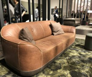 Tan Leather Sofas Are Trending And Here's What You Need To Know