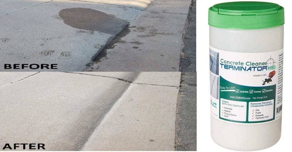 Concrete Floor Cleaner