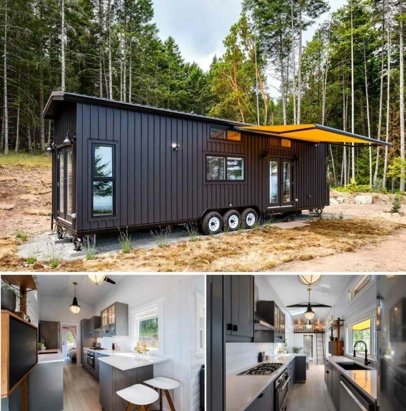 How To Deal With A Tiny House Kitchen– 16 Inspiring Compact Design Ideas