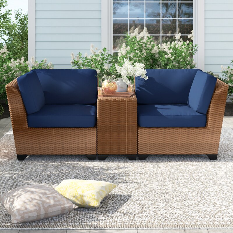 15 Best Wicker Patio Furniture Set For A Stylish Backyard