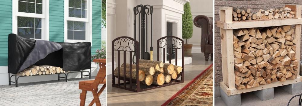 Firewood Rack Ideas