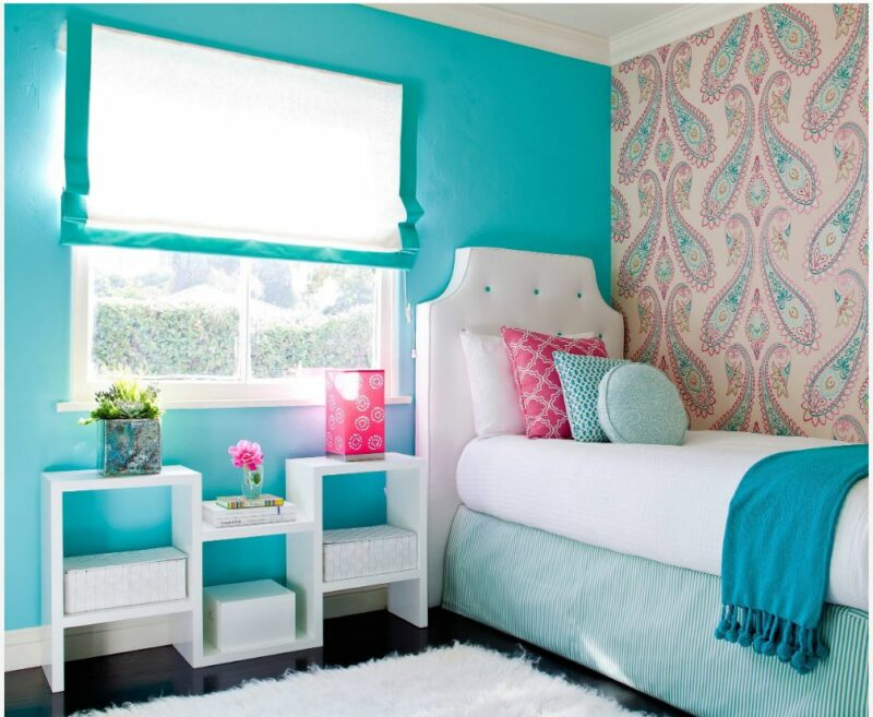 12 Beautiful Girl Room Colors For Girls Of All Ages