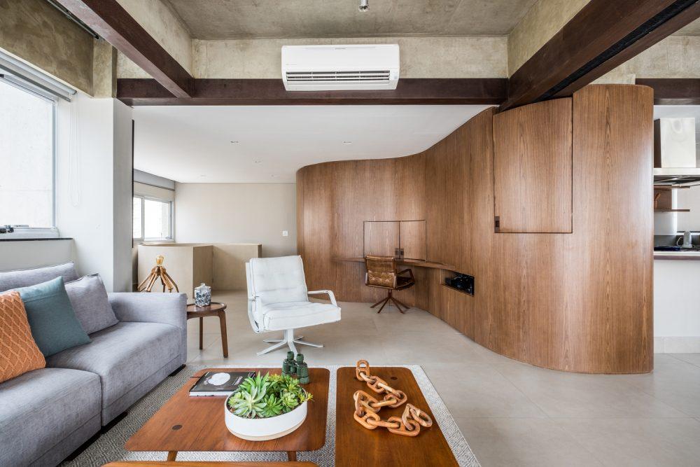 Bending The Rules And Lines - Mandarina Arquitetura