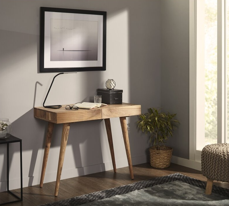 12 Small Desk Ideas and Tips for Tiny Bedrooms