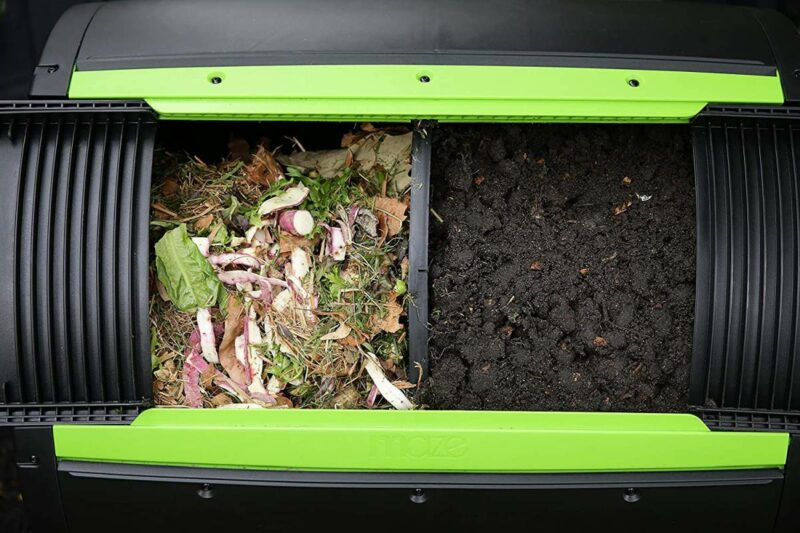 Ingenious Compost Tumbler Ideas for Leftover Food And Garden Waste
