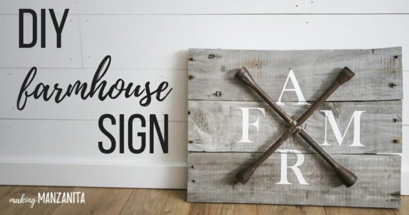 DIY Pallet Sign Ideas – Simple Decorations With Lots Of Charm