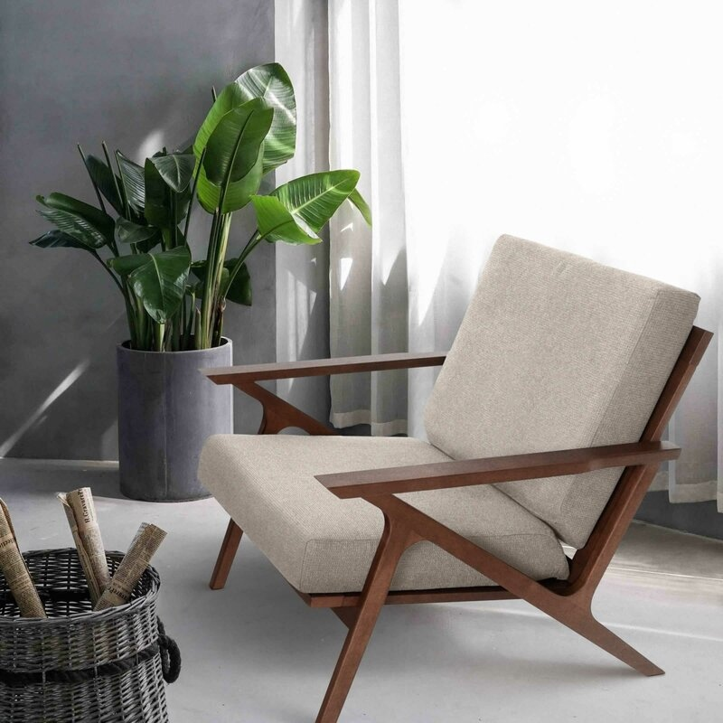 These Wood Armchairs are More Than Just a Place To Sit