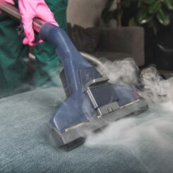 Furniture steam cleaner