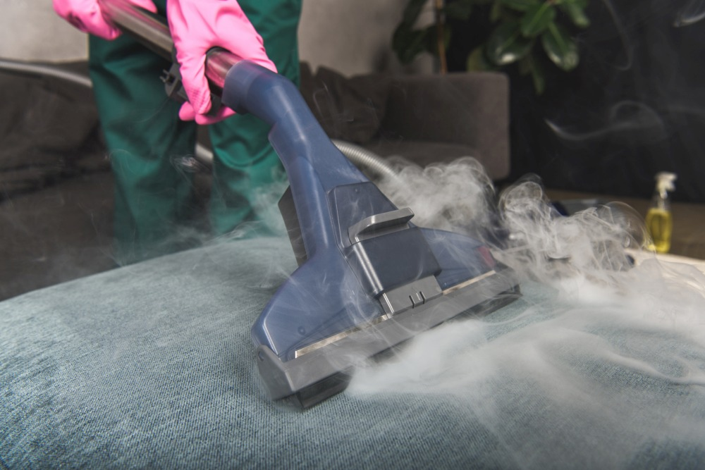 The Best Upholstery Steam Cleaner To Keep Your Furniture Looking Great For Years
