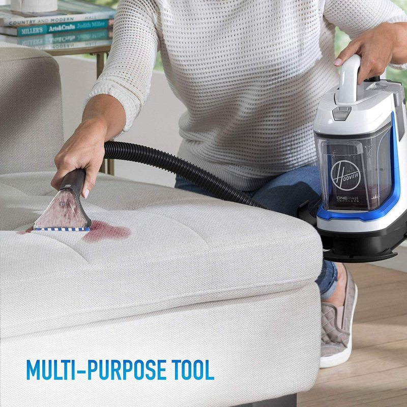 Hoove Spotless GO Cordless Carpet and Upholstery Spot Cleaner