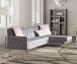 Gorgeous Velvet Sectional Sofas to Set Your Style