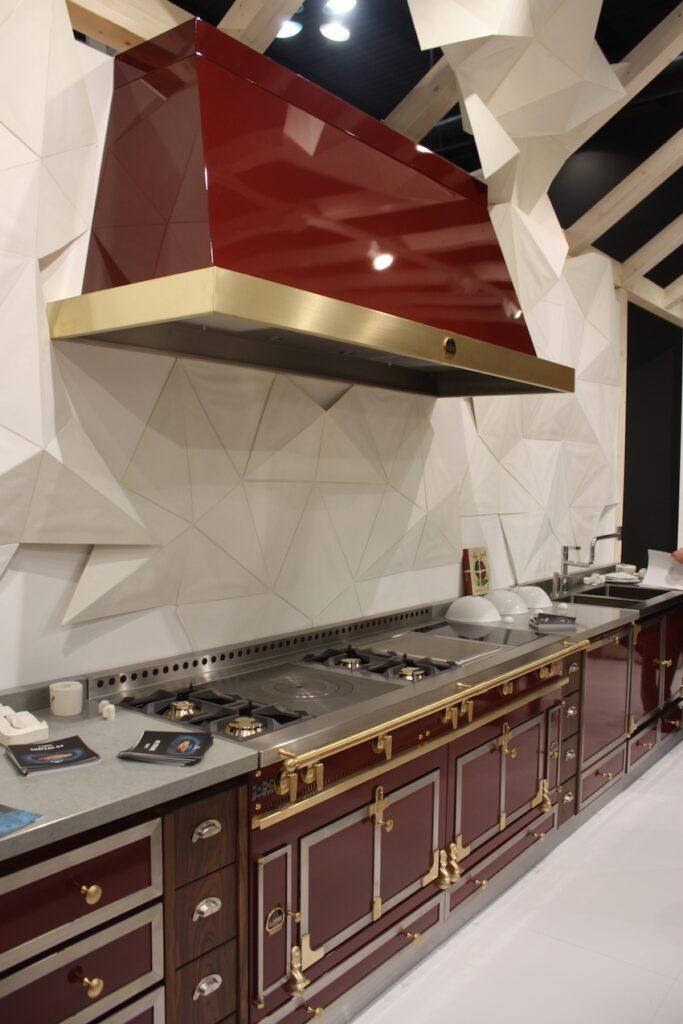 La cornue traditional kitchen