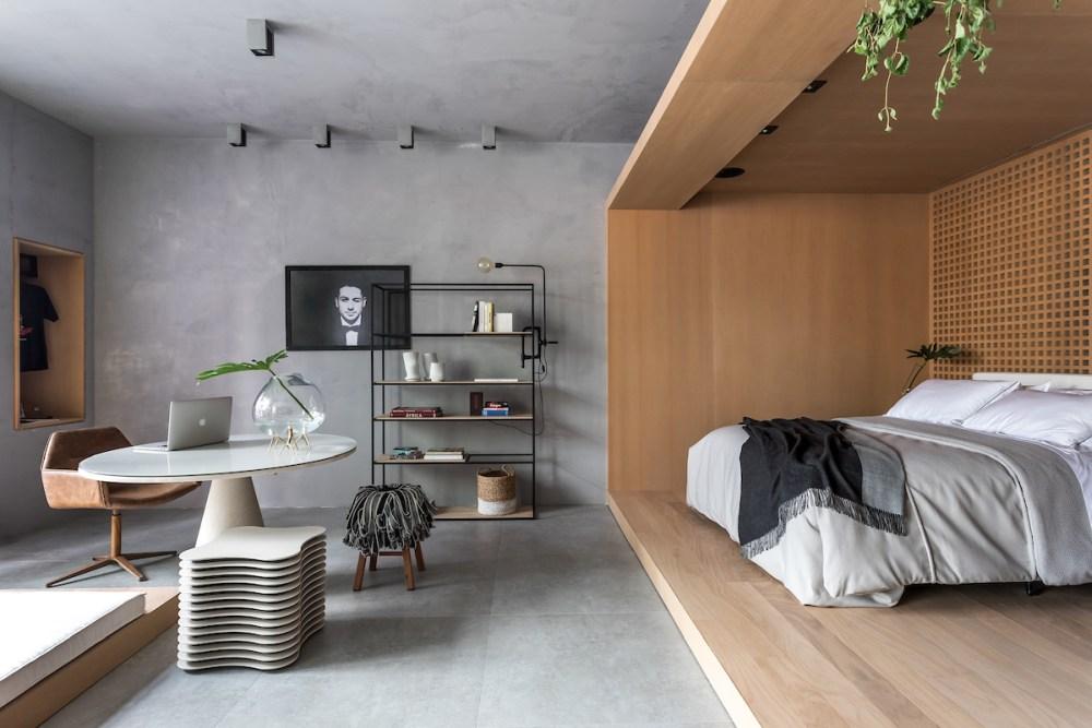 Blending Natural And Modern Elements - Crippa E Assis Arquitetura