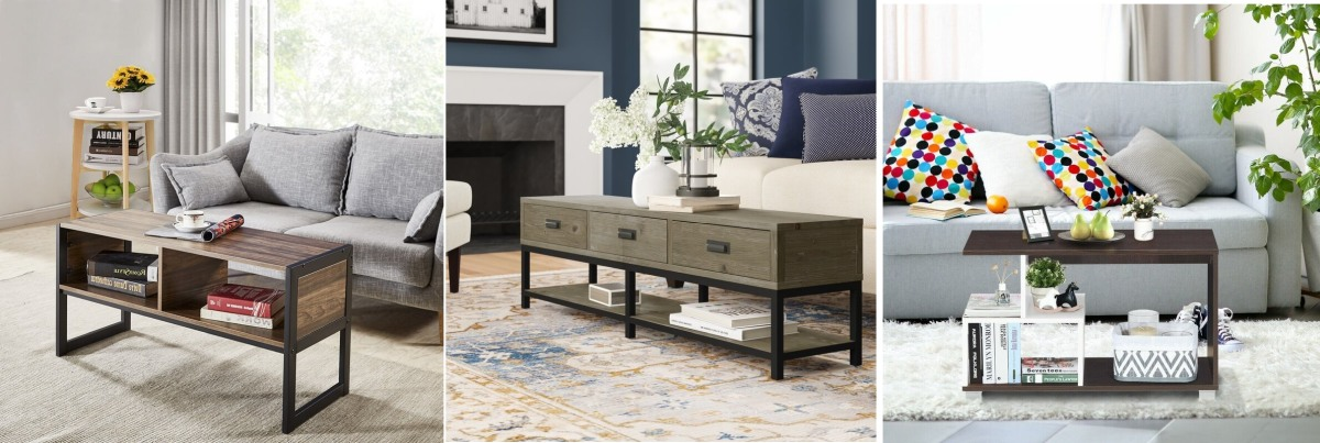 Gorgeous Narrow Coffee Tables Ideas For Your Home