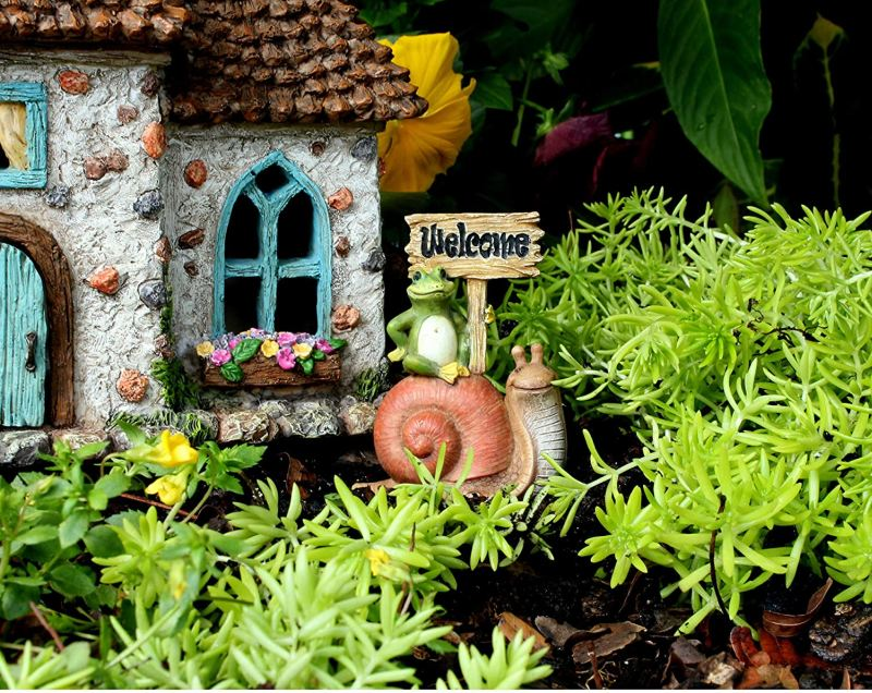 12 Fairy Garden Kits to Add Whimsy to Your Backyard