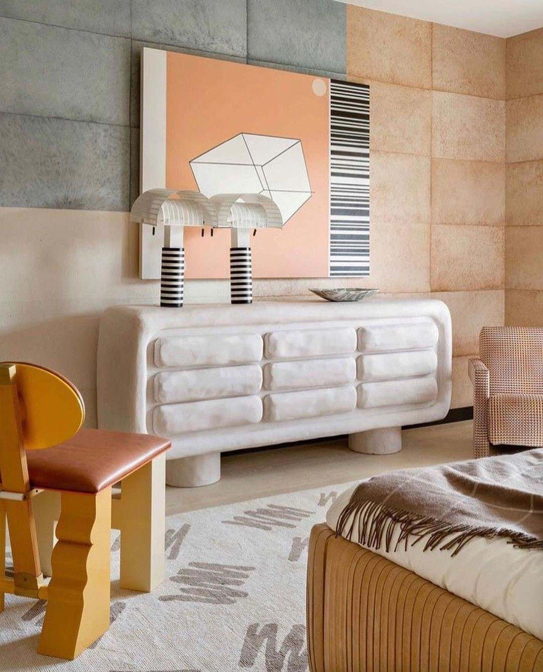 Pamono decor with used furniture - store