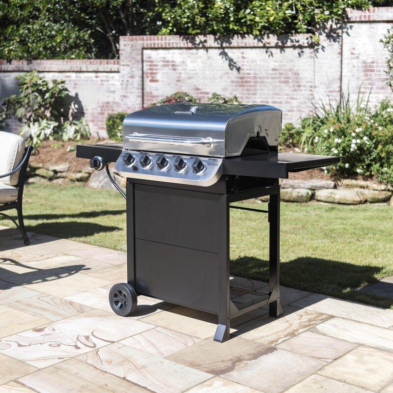 32 Top Photos Backyard Grill 5-Burner Propane Gas Grill ...