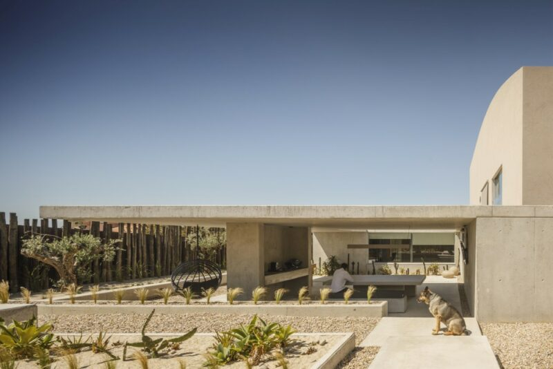 A Beautiful House In Portugal With A Subdued And Earthy Design