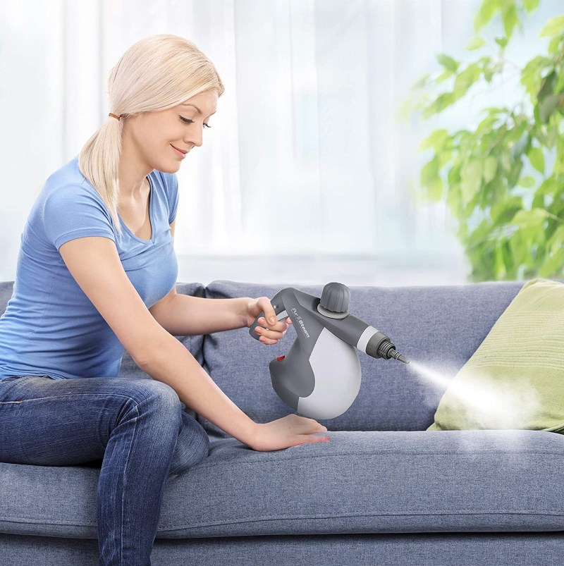 PurSteam World's Best Steamers Chemical-Free For Couch