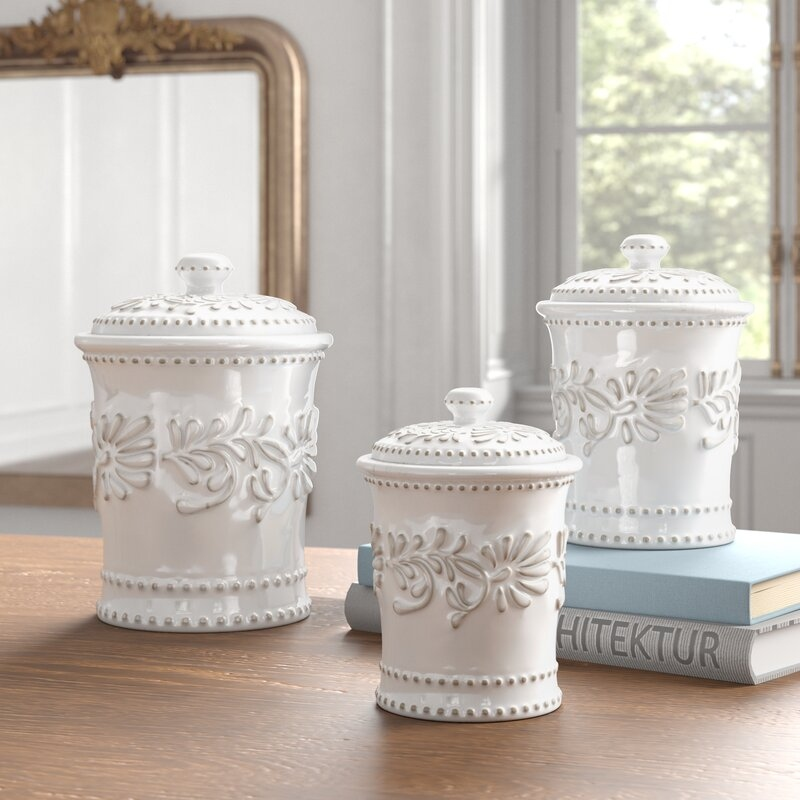 15 Stylish Kitchen Canisters To Liven Up Your Space