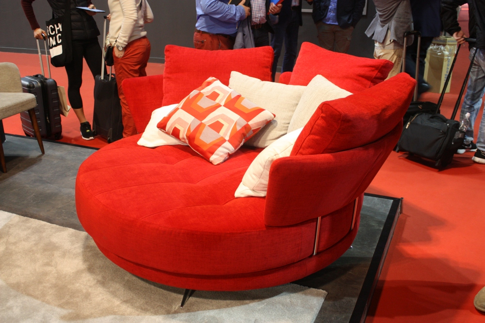 What Does Red Furniture Mean?