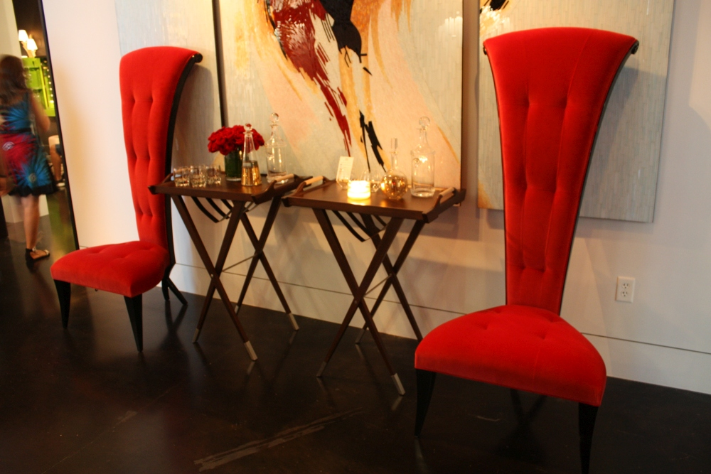 Decorate with Red color