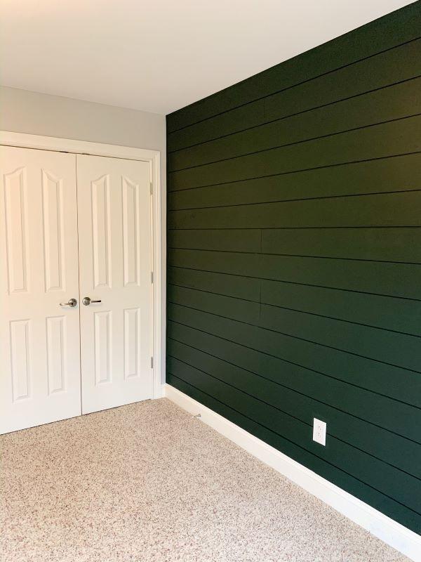 Use Rich Color to Set Your Shiplap Apart