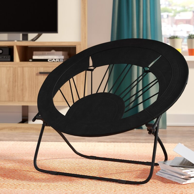 Fun Bungee Cord Chairs for Your Rec Room