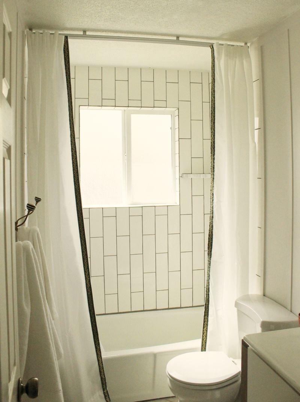 Bathroom caulk