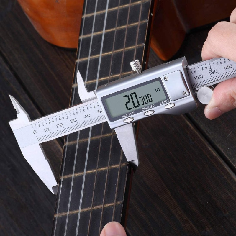 Accurate Measurements With A Digital Caliper