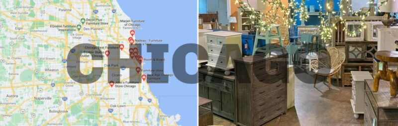 Which Are The Best Furniture Stores In Chicago To Suit Your Needs