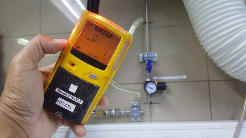 Dangers of gas leaks