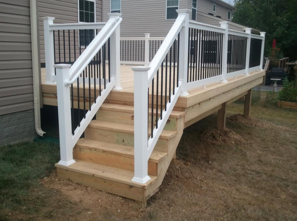 What Is The Right Deck Railing Height?