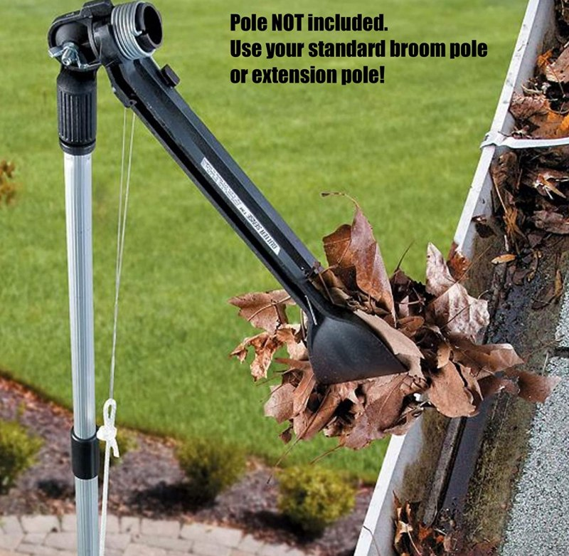 12 Must-Have Gutter Cleaning Tools For An Easy Maintenance