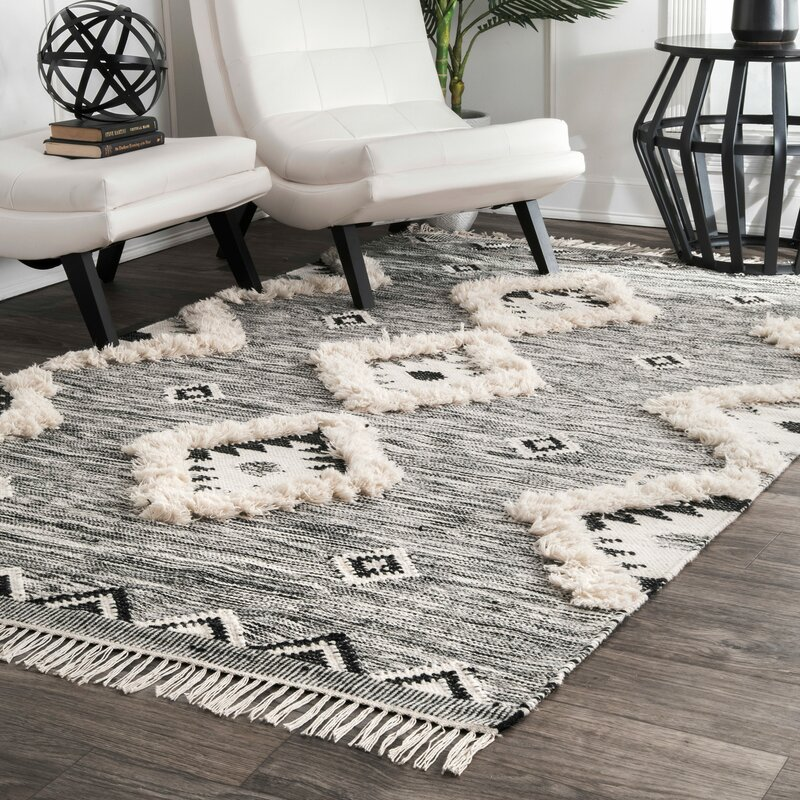 Make Your Flooring A Focal Point With A Wool Carpet