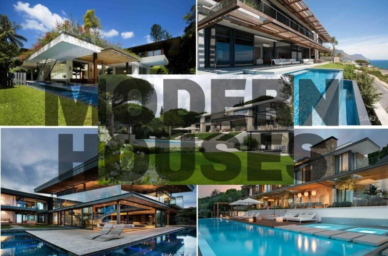 15 Big Modern Houses With Impressive Designs And Proportions