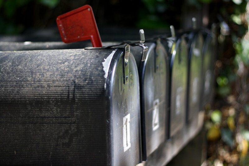 Making A Postal Address Change Via USPS