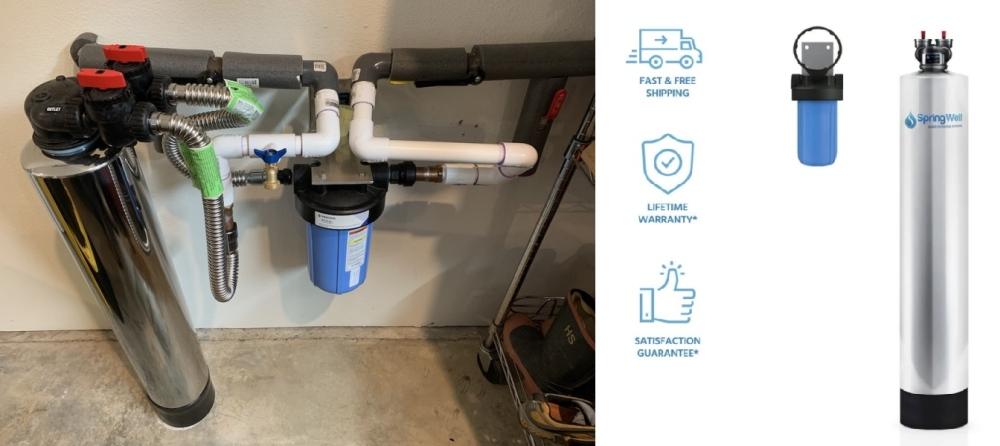 Springwellwater FutureSoft® Salt-Free Water Softener