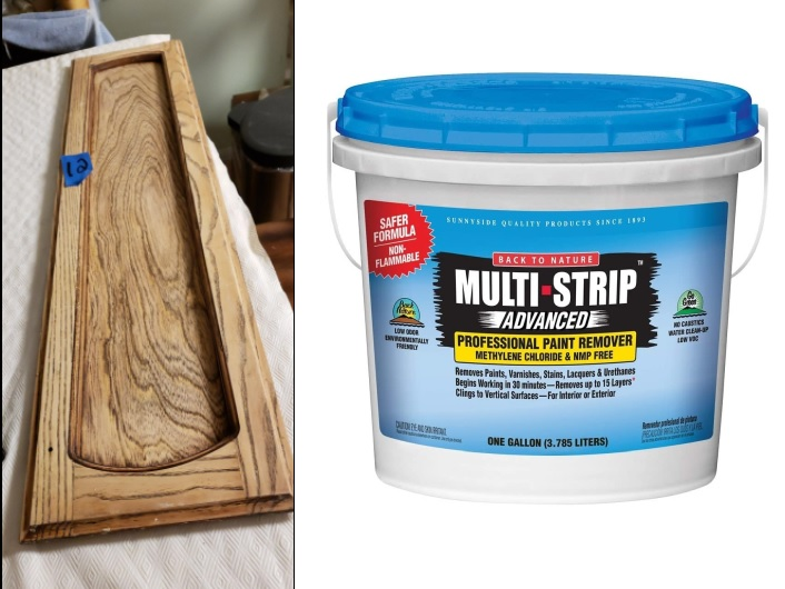 Remove Stain From Wood, Furniture Stain Remover