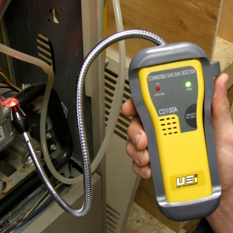 How To Choose The Best Gas Leak Detector