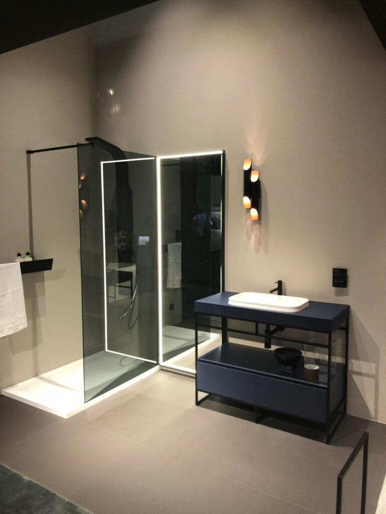 How much does it cost to put in a walk-in shower?