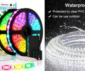 How To Choose The Best Waterproof LED Strip Lights For A Safe Home
