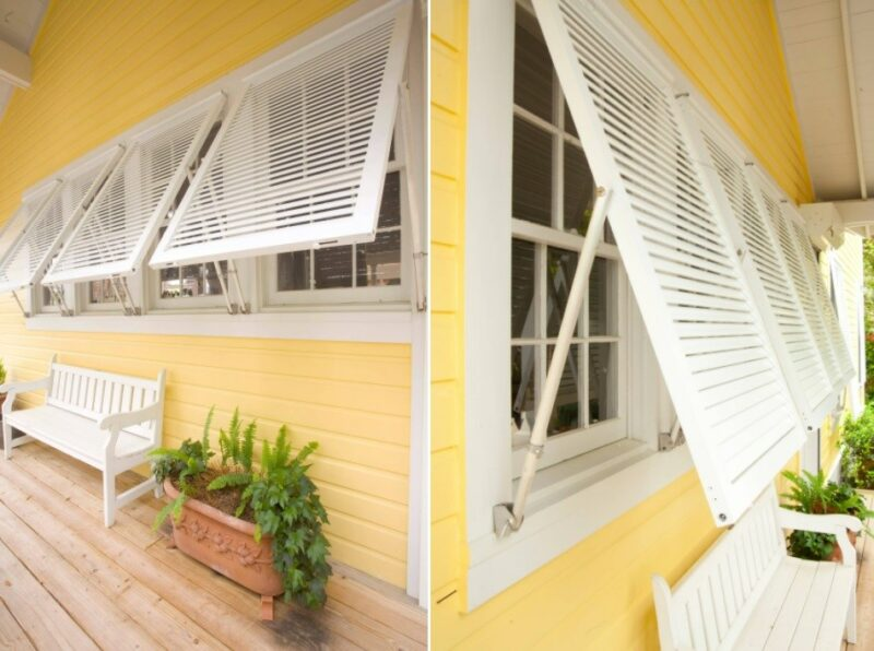 Your Complete Guide To Bahama Shutters