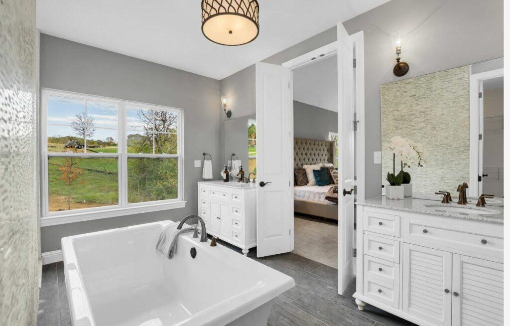 What Is An En Suite Bathroom